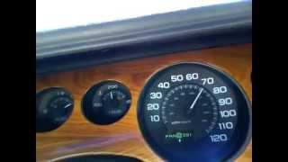 1997 Supercharged Buick Riviera with CAI 0-95 WOT