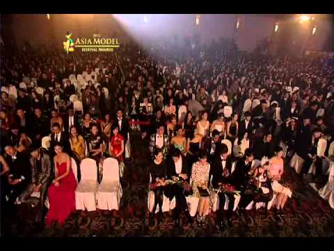 "2011 Asia Model Awards ""모델스타상(필리핀)"" 수상자 Aljur Abrenica"