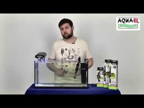 Как подобрать обогреватель Aquael для аквариума