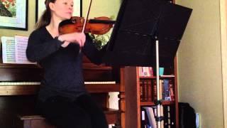 Gambar cover Marry Me Train Violin Cover (solo Violin)