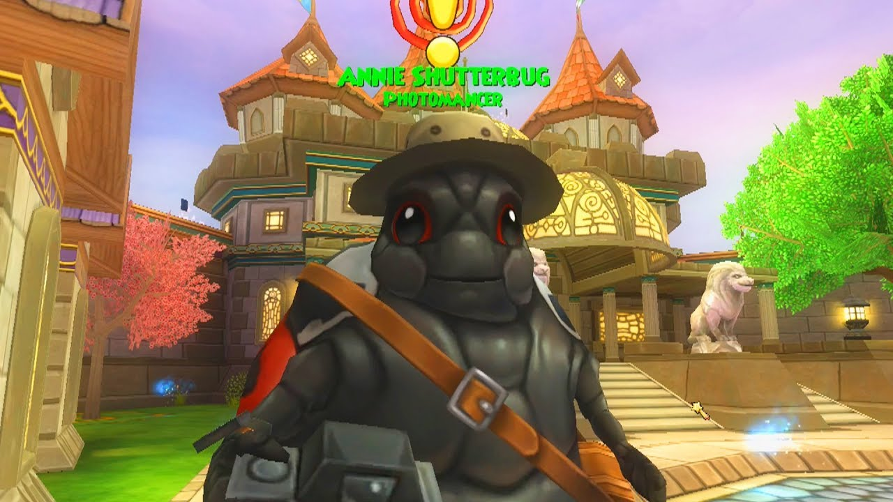 Wizard101: TEST REALM IS BACK UP! - Checking Out Photomancy