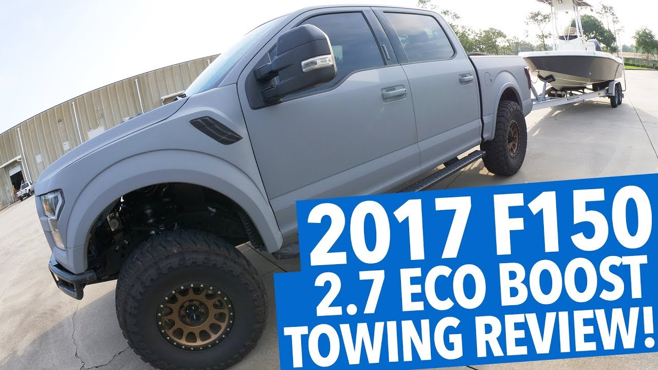 Ford F150 2 7 Ecoboost Towing