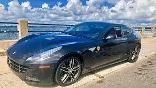 Ferrari FF the best daily