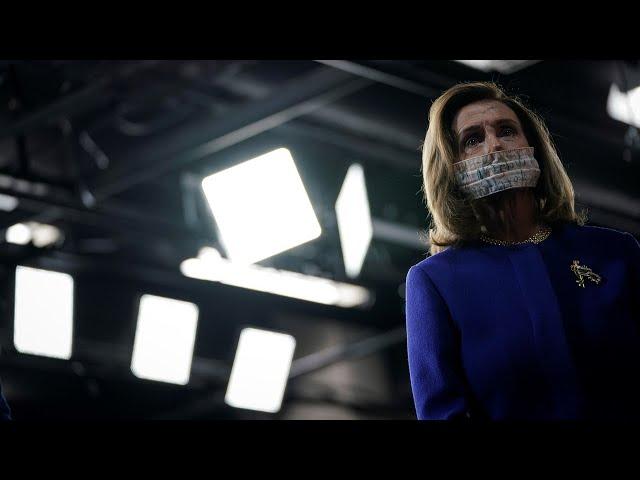 Pelosi sets 48 hour deadline to pass US COVID stimulus bill