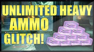 """Destiny - Unlimited Heavy Ammo """"Glitch!"""" """"Who needs Ammo Synths!"""""""