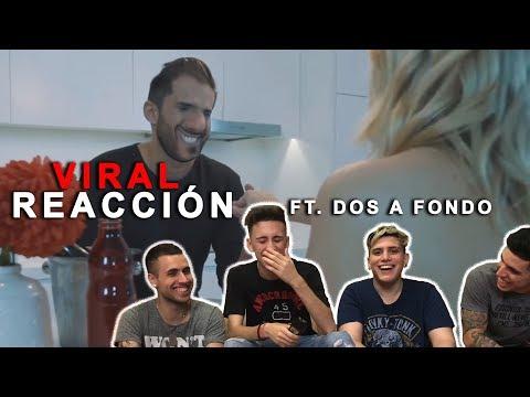 REACCIÓN a Javi Ayul - Me Cansé con DOS A FONDO (al Viral Team)