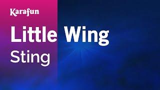 Karaoke Little Wing - Sting *