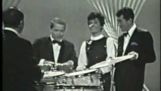Dean Martin On The Perry Como Show Part TWO