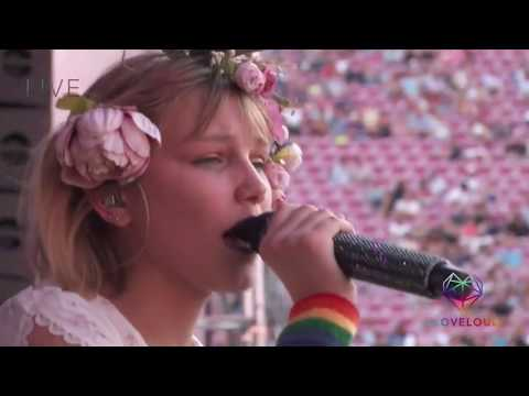 Grace VanderWaal - LOVELOUD - July 28 2018
