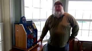 Living Estate Sale Preview - Hydesville - Part 8 Slot Machine - Royal Scotsman Auction
