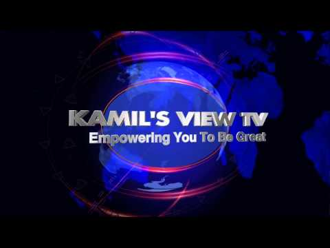 Kamil&39;s View TV - Intro