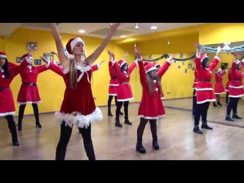 Academia De Baile Salsa Forever  Buon Natale