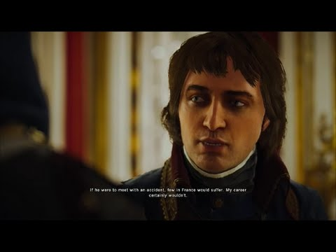 Assassin S Creed Unity All Napoleon Scenes Youtube