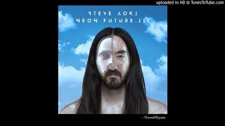 Steve Aoki - Our Love Glows (Audio) Feat. Lady Antebellum