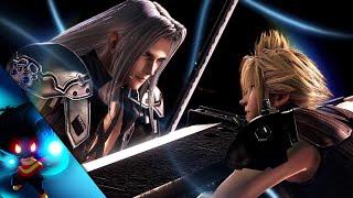 CLOUD vs SEPHIROTH RAP - Final Fantasy 7 │ Zach B (feat. GameboyJones)