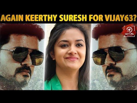 Again Keerthy Suresh For Vijay 63? | Thalapathy | Atlee | Nayanthara | ARR