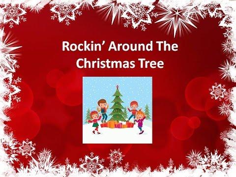 Kiz Bop - Rockin' Around the Christmas Tree (with lyrics)
