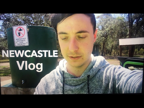 Newcastle Vlog