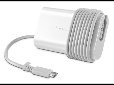 Innergie Power Gear USB-C 45 Laptop Adapter At CES 2016 #CES2016