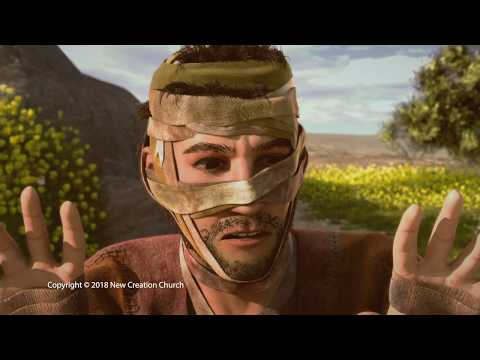 Joseph Prince - Healing of the Leper in Matthew 8 Animation Video