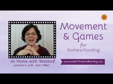 Movement & Games for Homeschooling