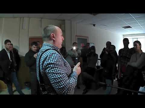 Ответ каналу НТВ на их ЛОЖЬ, но этого не покажут по ТВ, суд в Солнечногорске 26.01.18