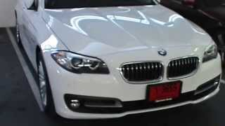 2014 BMW 520i LCI (F10)รีวิว By KS Car Reviews