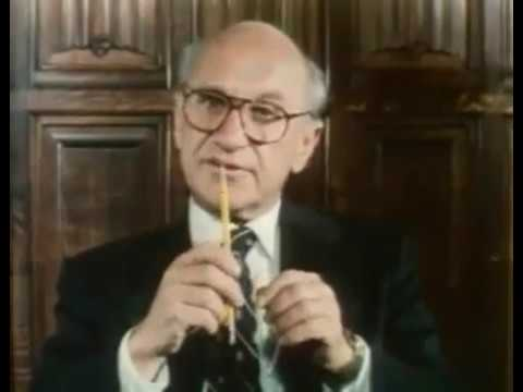 The Free Market, Economy And Milton Friedman 🔴 Free to Choose Part 1 The Power of The Market