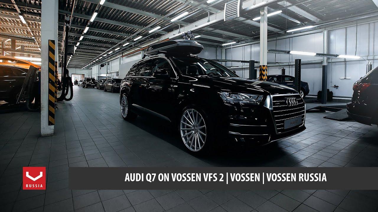 Audi q7 suv vossen wheels tuning cars wallpaper - Audi Q7 On Vossen Vfs 2 Vossen Vossen Russia