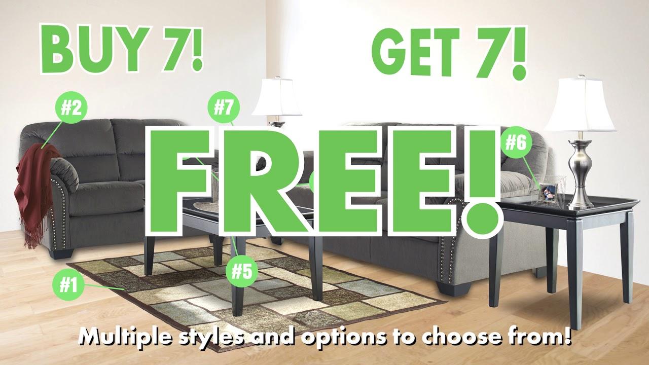 Wichita Furniture   Buy 7, Get 7 FREE!   Room Group