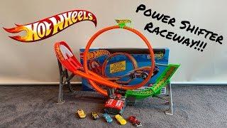 Hot Wheels Power Shift Raceway Set!!! thumbnail
