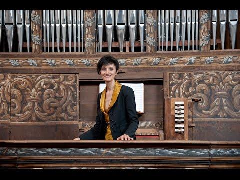 Jan Pieterzoon Sweelinck - Fantasia Chromatica SwWV258 performed by Irene De Ruvo, organ