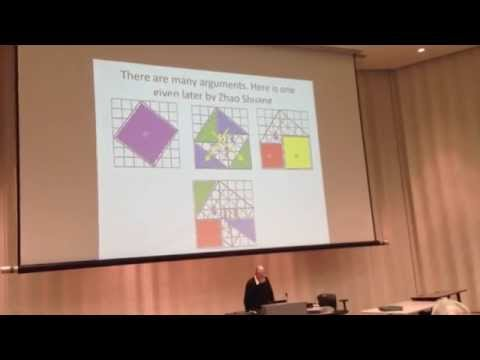 IMA Public Lectures:Math in China,India, and the West-Can We Compare Their Achievements Objectively?