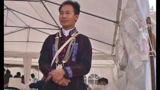 hmong new year Georgia 2016-17, hmoob noj peb caug