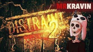 DISTRAINT 2 - Creepy Sidescolling Horror Game