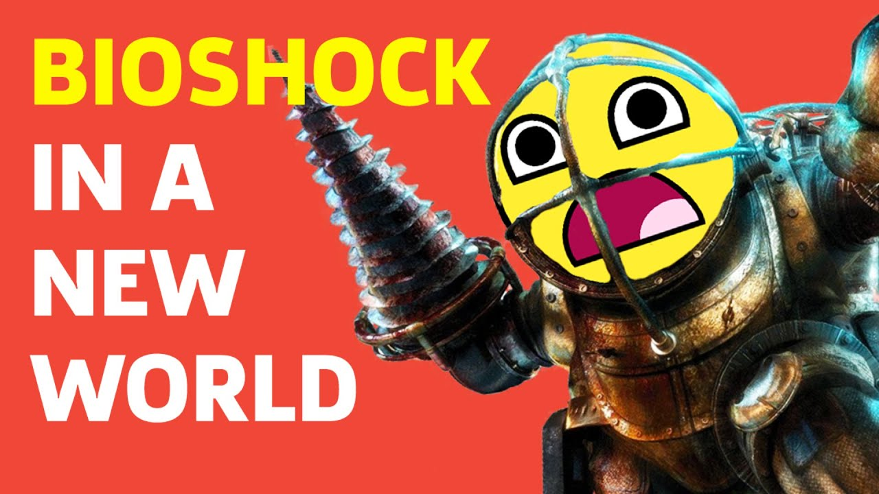 Bioshock 4 Will Be In A New World | Save State - GameSpot