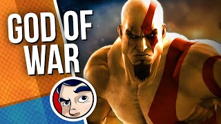 God of War & Ghost of Sparta Story Explained | Comicstorian