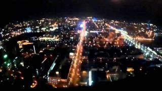 Ресторан Вертикаль г  Екатеринбург  Вид с 52 этажа