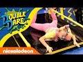 Double Dare at VidCon 2018 💥 ft. Jojo Siwa, Sofie Dossi, Owen Joyner & More! | Nick