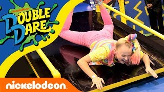 Double Dare at VidCon 2018 💥 ft. Jojo Siwa, Sofie Dossi, Owen Joyner & More! | Nick
