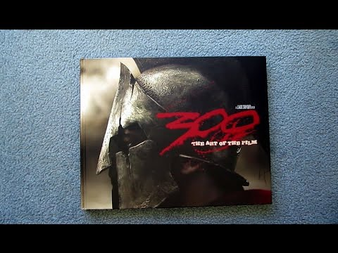 300: The Art of the Film [BOOK REVIEW]