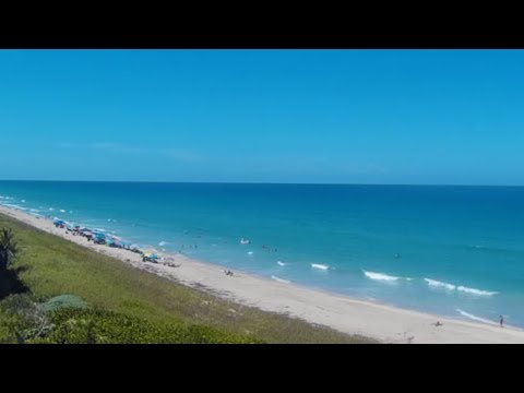 Live Florida Beach Cam - July 4th 2017 - Jensen Beach FL Live WebCam [HD]