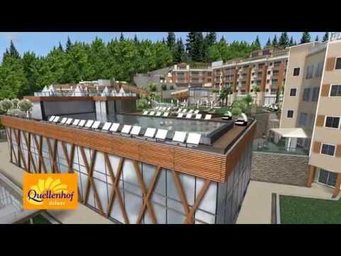 Hotel Quellenhof - St.Martin im Passeier / ideko - Außendesign in 3D