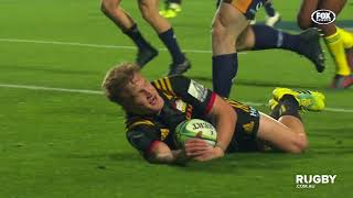 2018 Super Rugby Round 18: Chiefs vs Brumbies