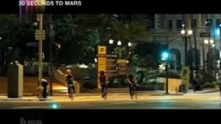 30 seconds to mars - Kings & Queens [Official Video]