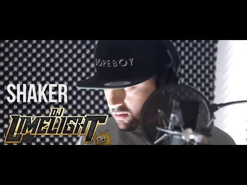 Shaker - DJ Limelight TV Freestyle [@ShakerTheBaker @DJLimelightUK]