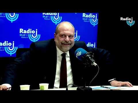 Invité du Forum Radio J : Eric Dupond-Moretti