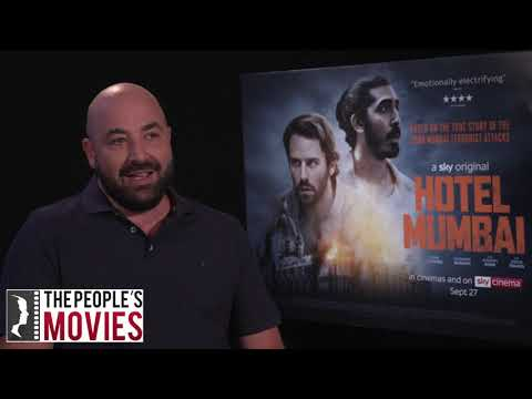 Hotel Mumbai  Interview -  Anthony Maras