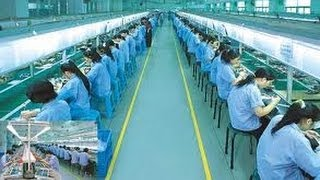 APPLE IPHONE - FOXCONN factory workers commit SUICIDE???