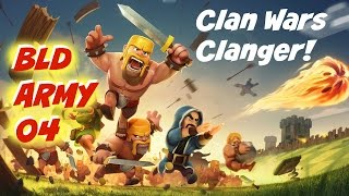 Clash Of Clans #4 : How NOT to win at Clan Wars!